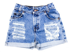 Distressed Folded Original                           | Spikes and Seams