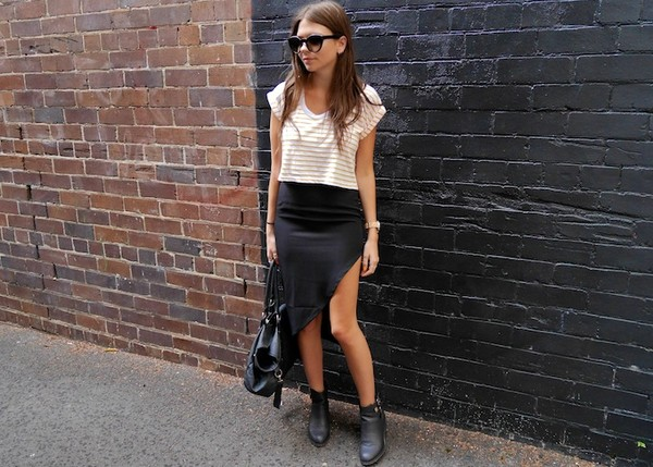 spin dizzy fall skirt t-shirt shoes bag jewels