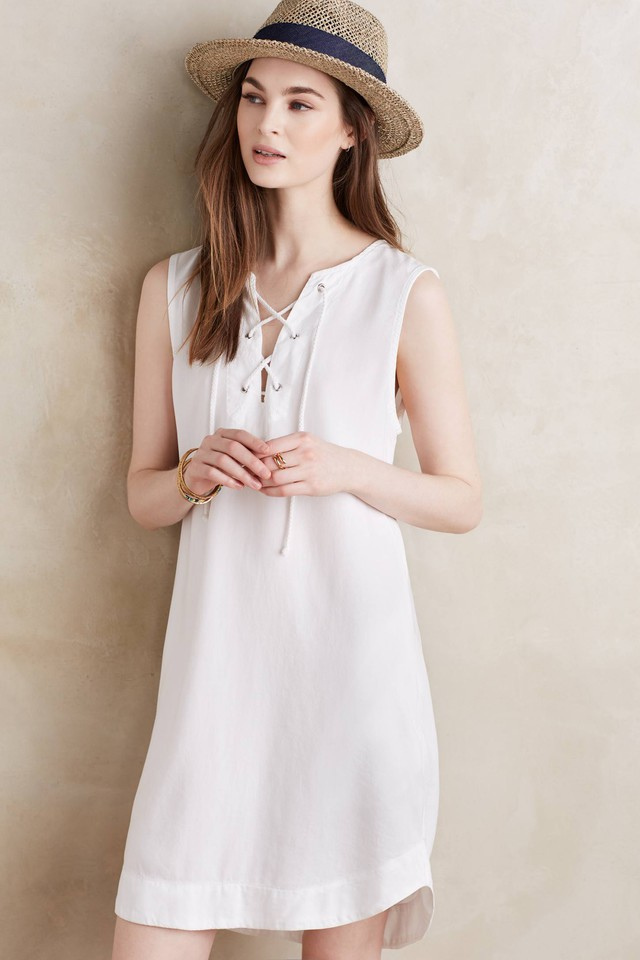 18 White Dresses To Add To Your Wishlist For Summer - Wheretoget