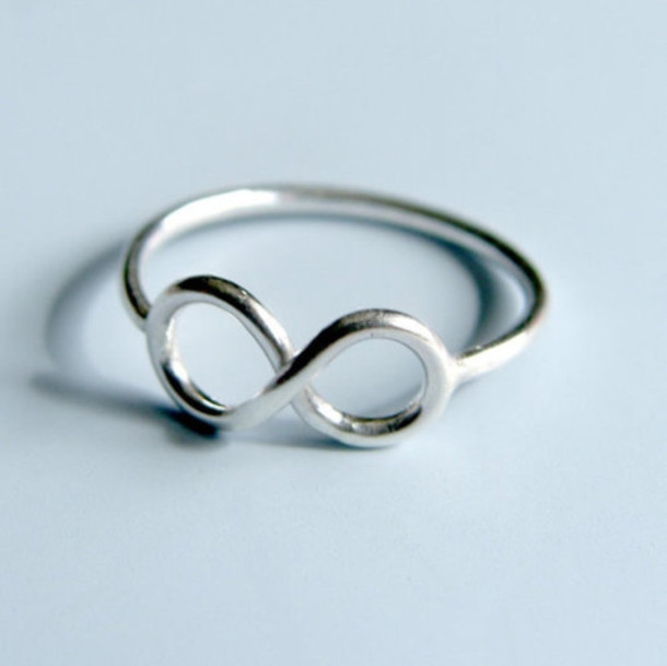 infinity infinity ring jewels