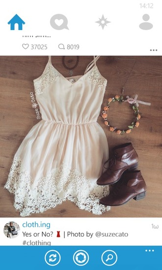 dress white white dress summer dress lace sneakers sneakers with lace lace