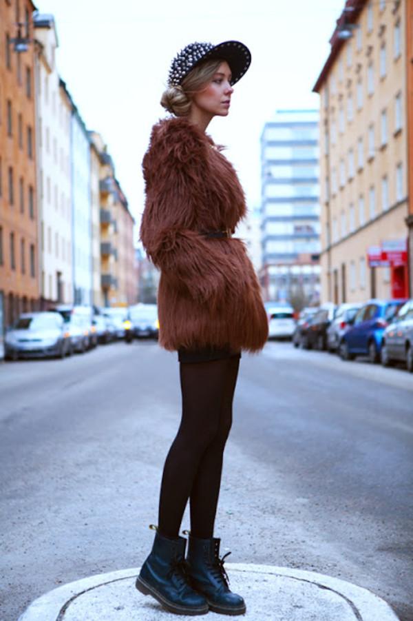 martina m shoes coat belt