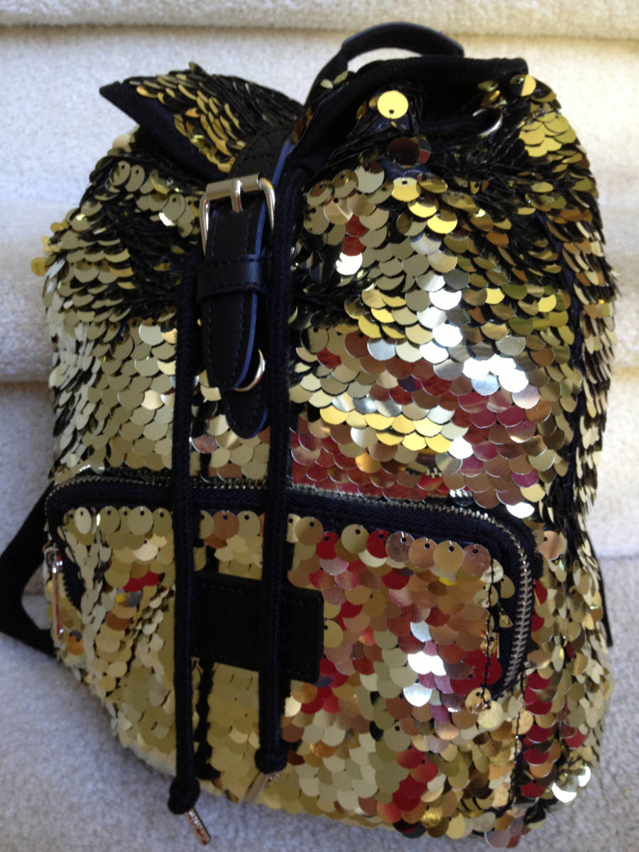 Victoria Secret Pink Sparkle Backpack Fenix Toulouse Handball -  Credit to    item1.tradesy.com. Bags All Styles Backpacks Nfinity a5214701f7f4b