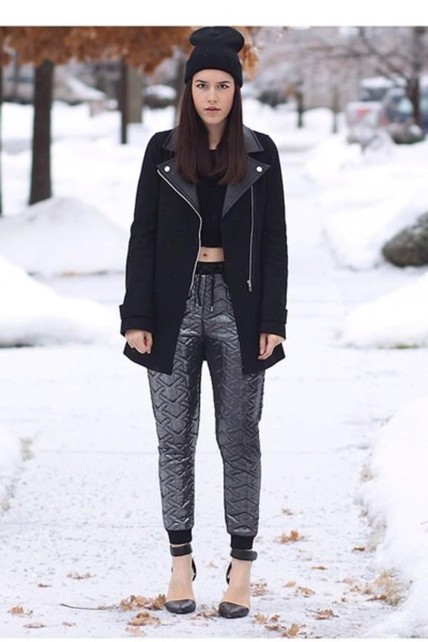 pants foil