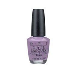 OPI Nail Polish Matte - Light purple with attitude that you wouldnt say no to!