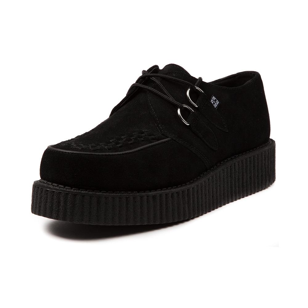 Mens T.U.K Creeper, Black Suede | Journeys Shoes