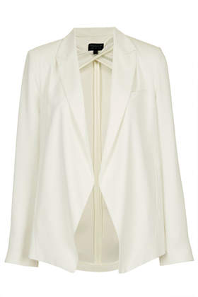 Tailored Blazer with Pocket - Topshop USA