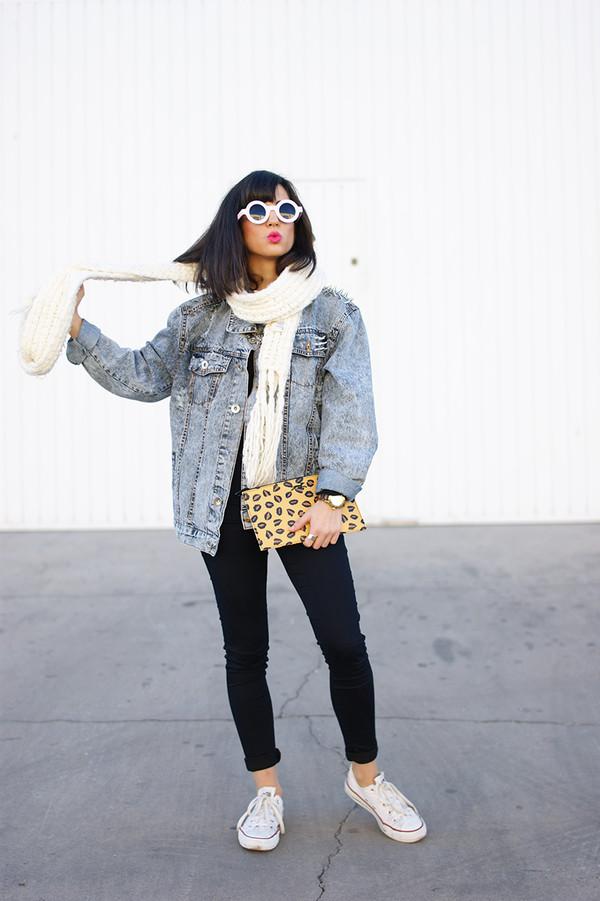 vintage shoes for her sunglasses scarf t-shirt jewels jacket pants bag shoes