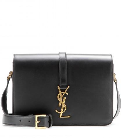 mytheresa.com -  Monogramme Université leather shoulder bag - Shoulder bags - Bags - Luxury Fashion for Women / Designer clothing, shoes, bags