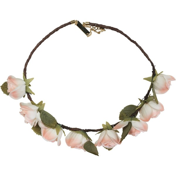 Cult gaia belle rose crown - Polyvore