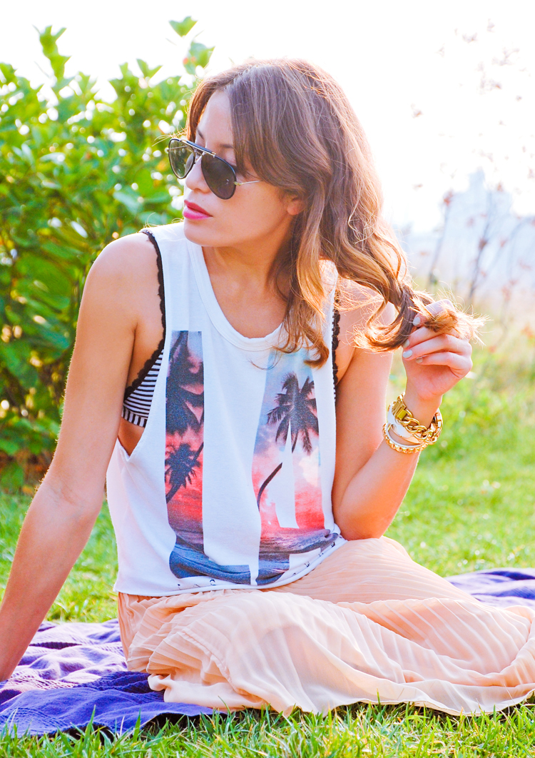 The Marcy Stop: Late-Summer Lounging