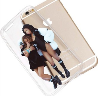 phone cover beyonce nicki minaj