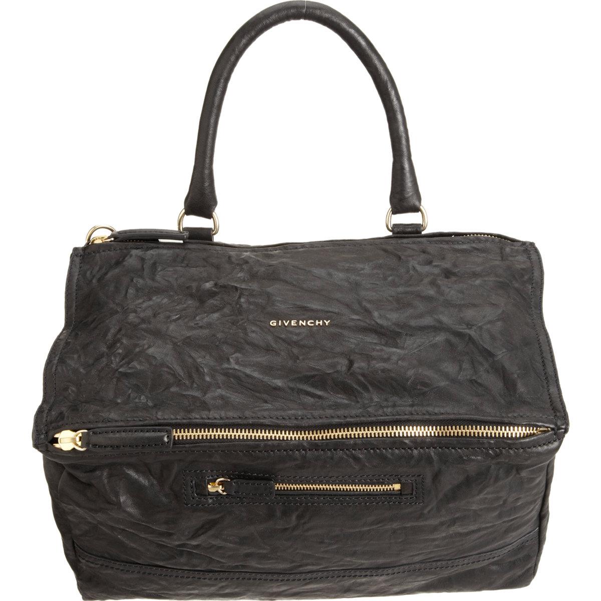 Givenchy Large Pepe Pandora Messenger at Barneys.com
