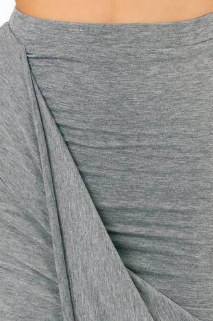 Twisted Max Skirt ~ TOBI