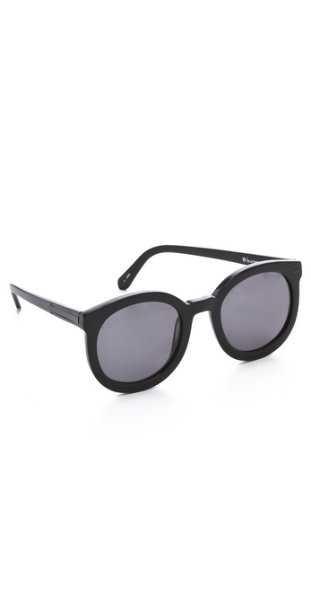 Karen Walker Super Duper Strength Sunglasses | SHOPBOP