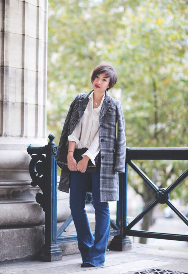 le monde de tokyobanhbao coat shirt bag jeans shoes