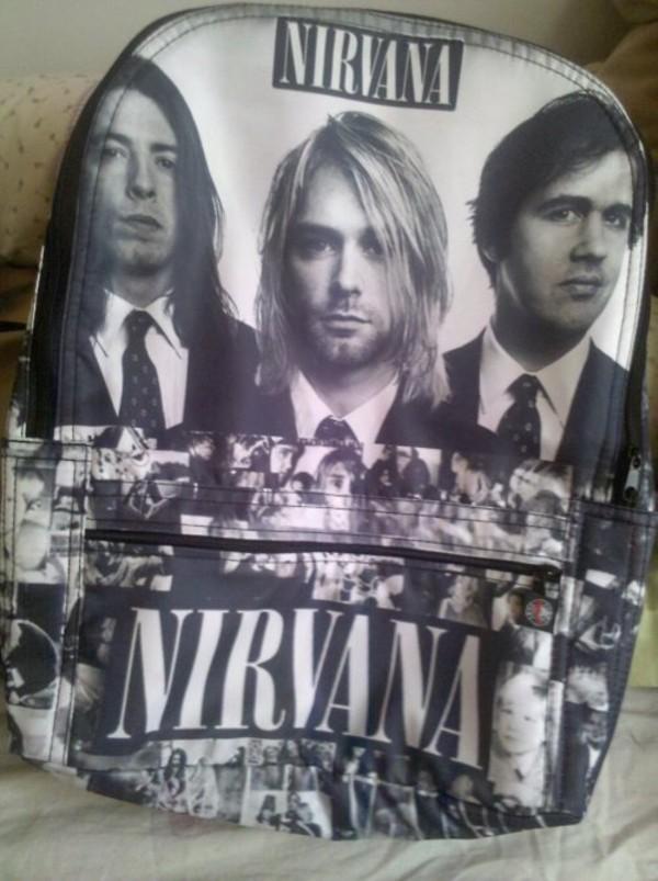 bag nirvana backpack backpack