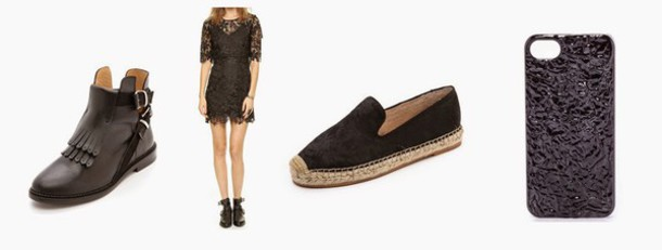bonsoir cherie blogger fringe shoes lace dress