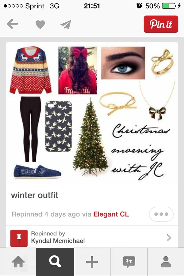 sweater winter sweater cute lovely celebrity style winter outfits jewels