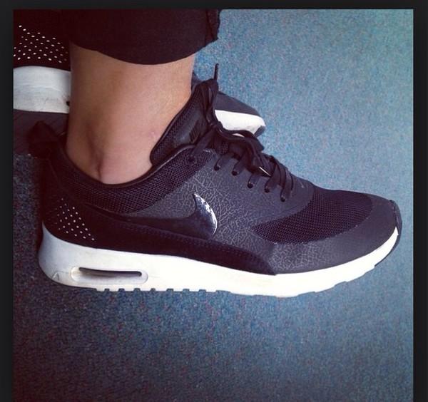 shoes nike nike air nike air max thea cool sneakers
