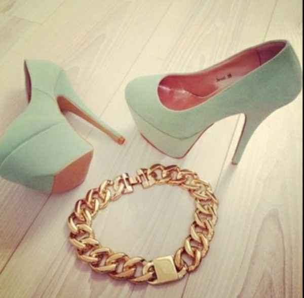 shoes jewelry