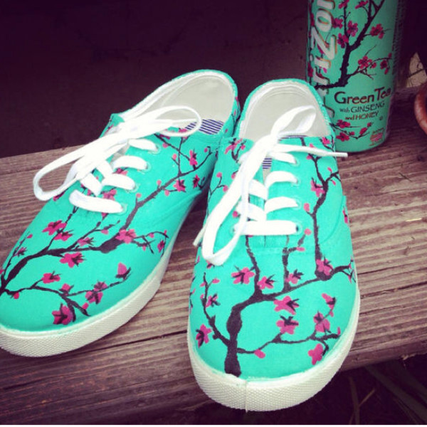 shoes arizona tea keds