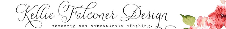 Romantic and Adventurous clothing by kelliefalconerdesign on Etsy