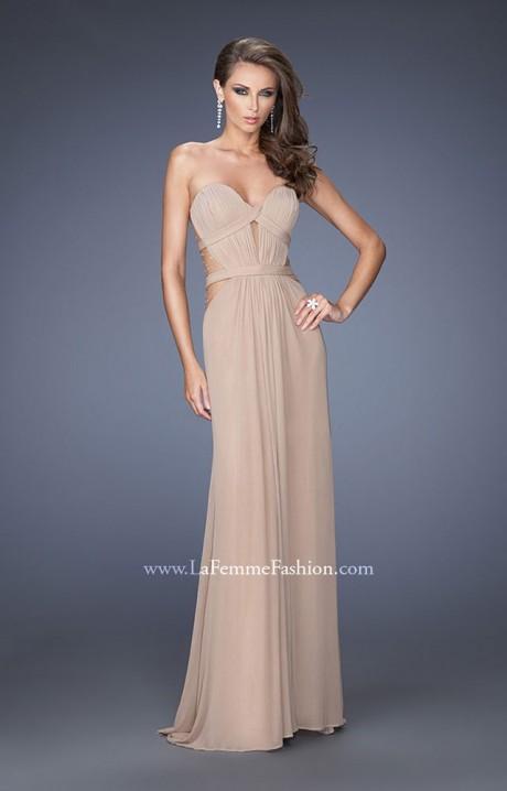 La Femme 20094 Dress - 2014