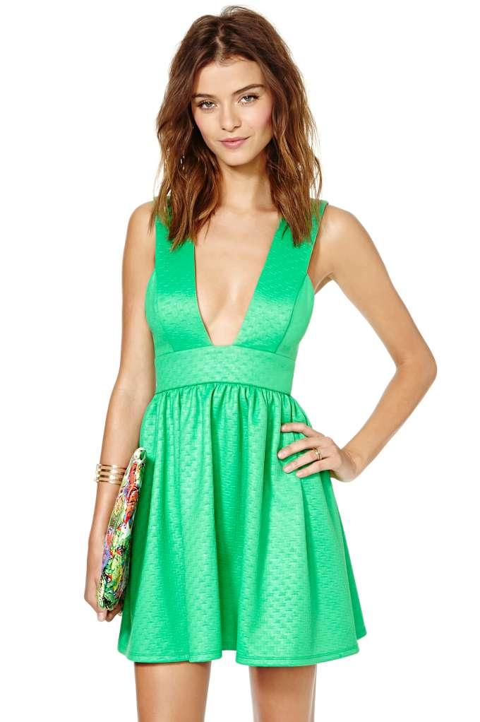 Nasty Gal Spin Off Dress | Shop Dresses at Nasty Gal