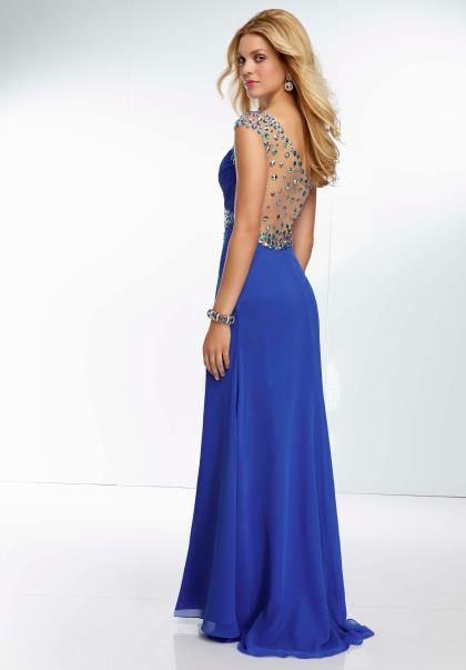 Mori Lee Prom Dress 2014 95016 at Peaches Boutique