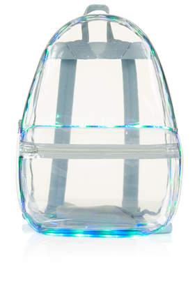 **LED Light Up PVC Backpack by ASHISH X Topshop - ASHISH X Topshop - Clothing - Topshop