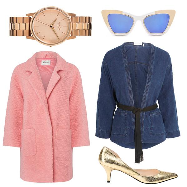 jane's sneak peak coat jacket shoes jewels sunglasses