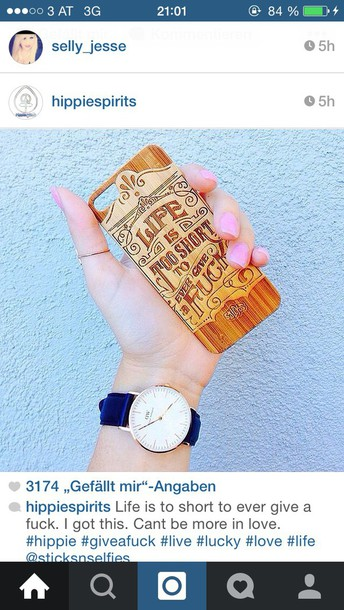 phone cover wooden case