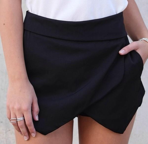 shorts black shorts black