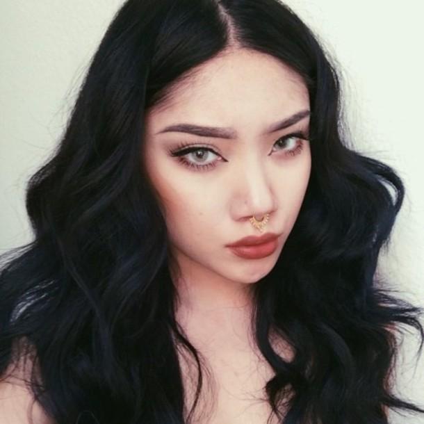 make-up girl pretty