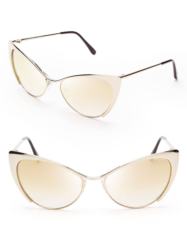 Tom Ford Nastasya Cat Eye Sunglasses | Bloomingdale's