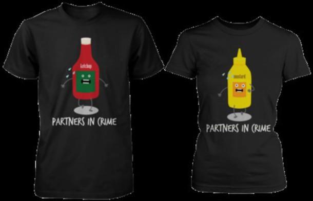 shirt couples shirts