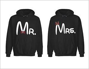 Mr and Mrs Disney Sweater | eBay