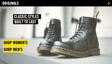 The Official Dr Martens Store - US
