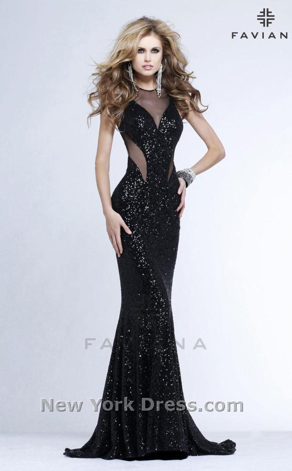 Faviana 7331 Dress - NewYorkDress.com