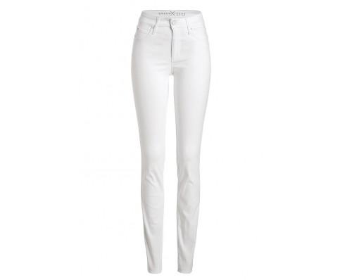 MAC DREAM SKINNY Jeans white denim schnell bei jeans-meile.de kaufen