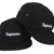 Supreme Snapbacks Black Canvas Camp Cap Hats / FREE SHIPPING