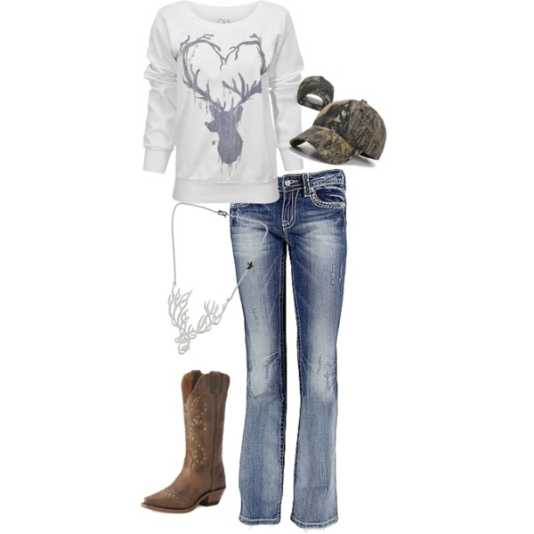 country style - Polyvore
