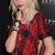 Taylor Momsen's plaid tee dress TheGloss