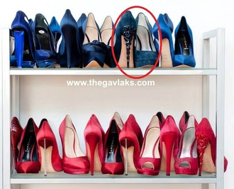 shoes blue high heels resille