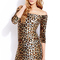 Spot on bodycon dress | forever21 - 2000090937