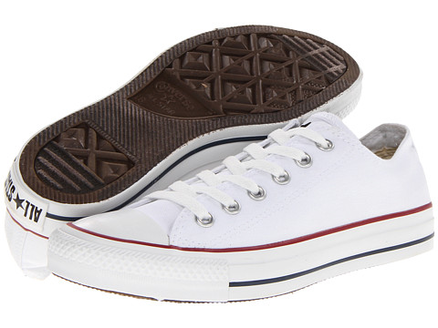Converse Chuck Taylor® All Star® Core Ox Optical White - Zappos.com Free Shipping BOTH Ways