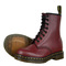 Dr martens 1460 11822600 womens boots aw12 cherry red smooth | ebay