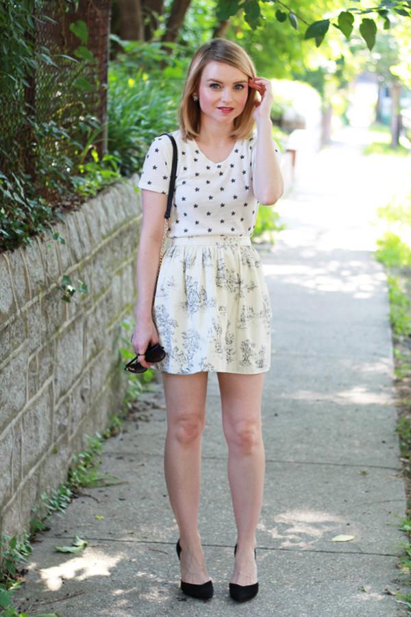 poor little it girl t-shirt skirt bag