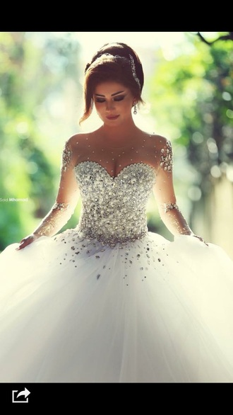 bustier dress wedding dress wedding clothes wedding princess dress princess wedding dresses wedding hairstyles bustier wedding dress dress beautiful amazing gorgeous sparkle white dress little white dress classy dress classy outfit white white top sparkly dress shiny shiny dress silver dress silver
